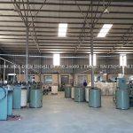 Hệ thống phun sương tạo ẩm nhà máy Dệt Nam Định
